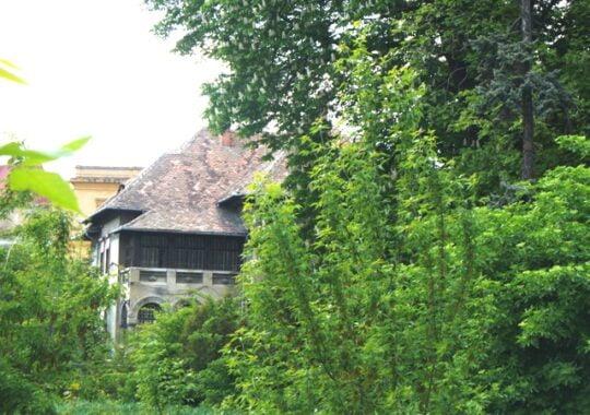 Povestea casei bantuite din centrul Sibiului