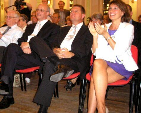 Designerul Primei Doamne: Carmen Iohannis este o adevarata prezenta eleganta si un suflet frumos