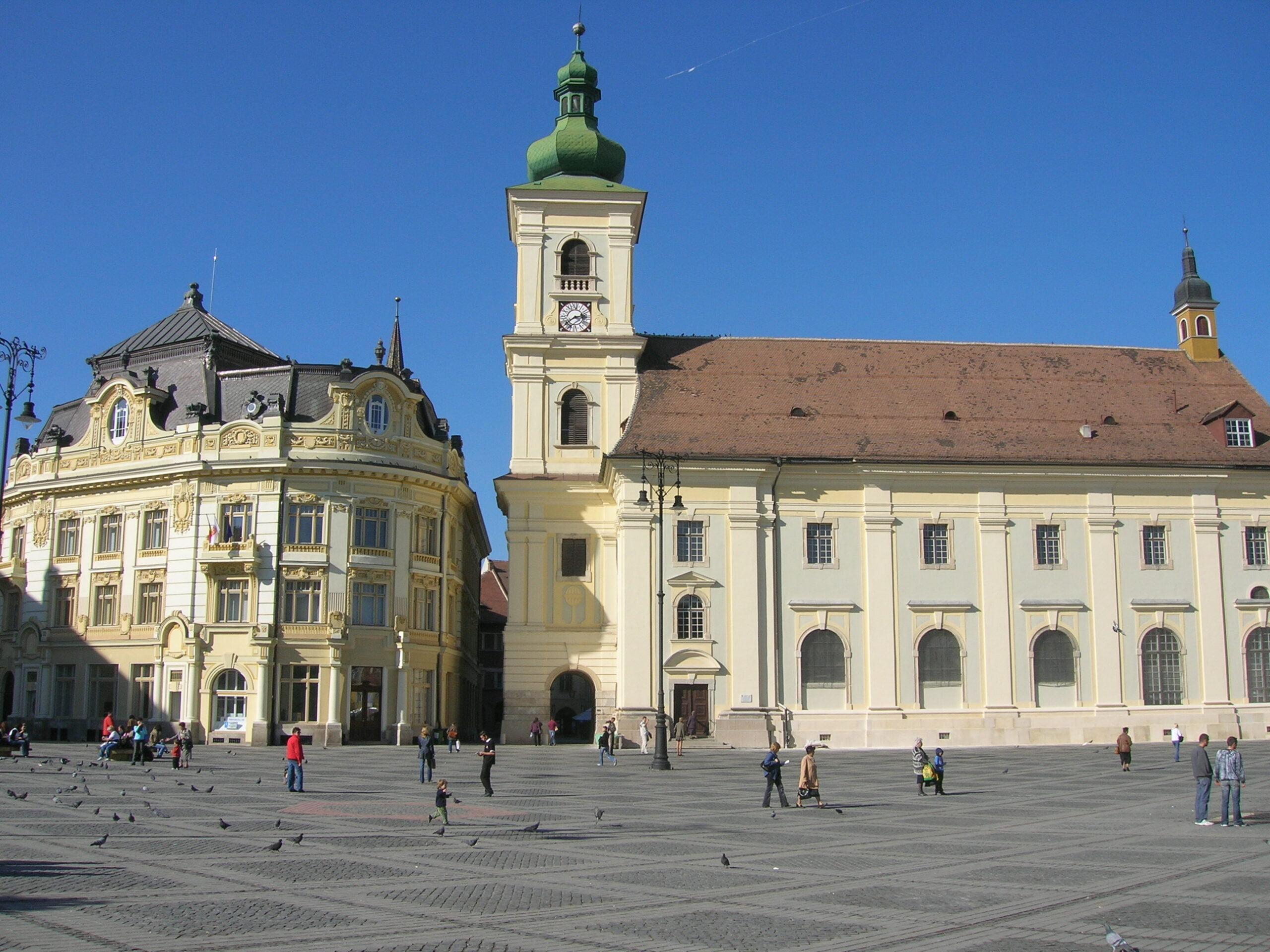 Sibiul, promovat cu succes la Stuttgart si Viena