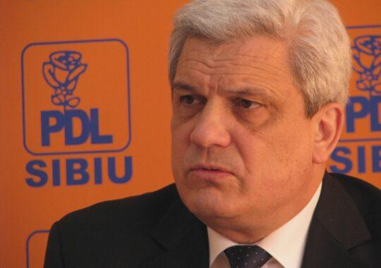 Ariton merge cu Blaga si Basescu la Congresul PPE