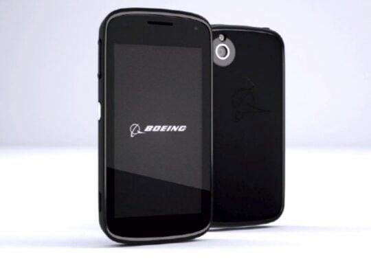 Boeing lanseaza primul smartphone care se autodistruge