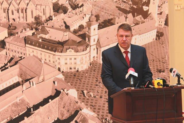 Astrid Fodor candidatul PNL pentru Primaria Sibiu? Iohannis: Sibienii isi vor alege un nou primar. Sau o primarita!