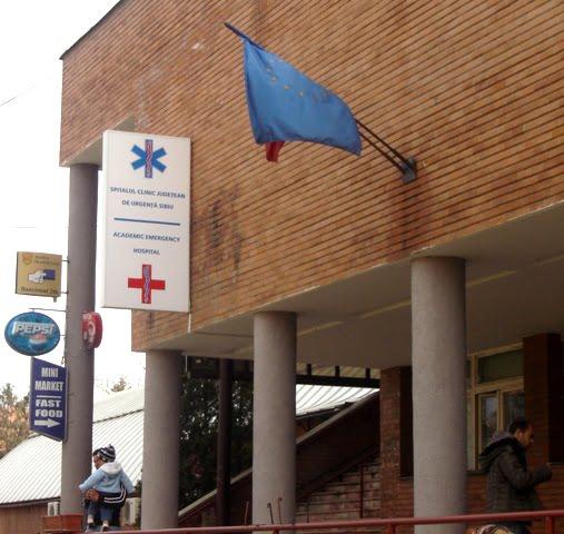 Ancheta la Spitalul Clinic Judetean Sibiu, dupa ce o infirmiera a murit in tura