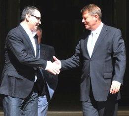"""O sa-i dau un raspuns lui Ponta daca spune ca nu pot fi vicepremier"""