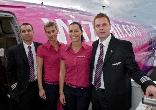 Wizz Air va opera zboruri Sibiu-Londra