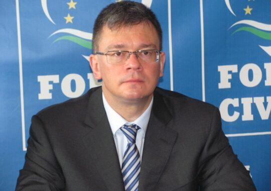 "Mihai Razvan Ungureanu este cere ""de urgenta"" aderarea Republicii Moldova la UE"