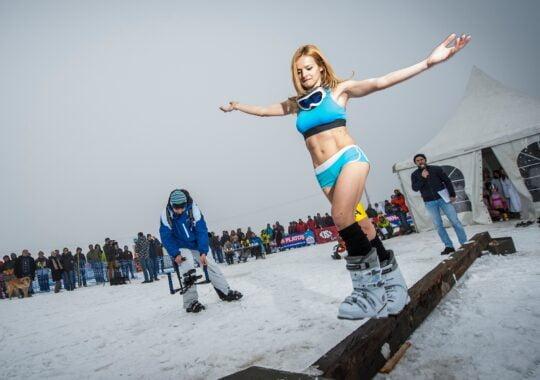 Anna Kilin este Miss Bikini Arena Platos