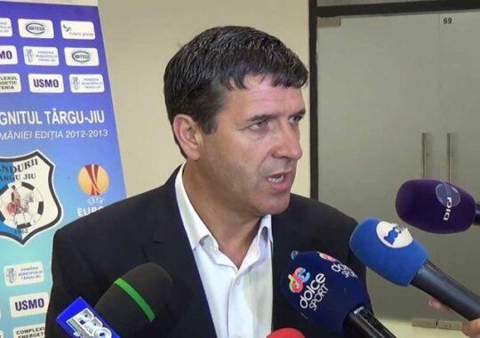 Medieseanul Eugen Parvulescu, dorit manager general la Steaua