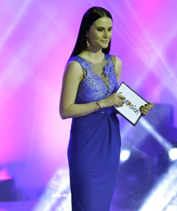 nicolle stanese la eurovision