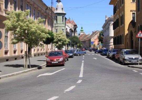 Strada 9 mai se inchide total, trafic cu restrictii pe Mitropoliei