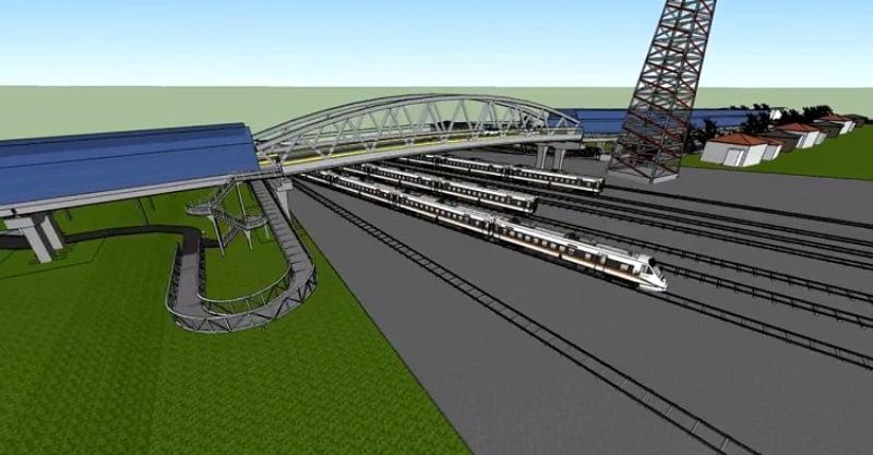 Viaductul Calea Surii Mici – Kogalniceanu va fi gata in 2016. Investitia depaseste 28 milioane lei