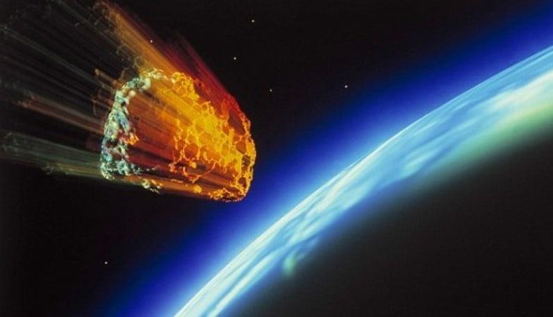 Vitamina B3 are origini extraterestre