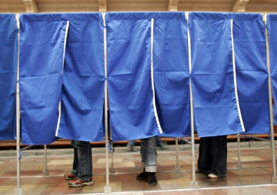 Vrei sa afli unde votezi? Primaria a lansat o aplicatie online