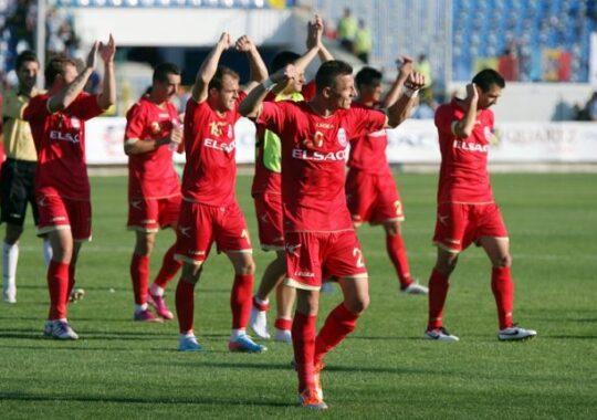 FC Botosani vrea in cantonament la Sibiu!