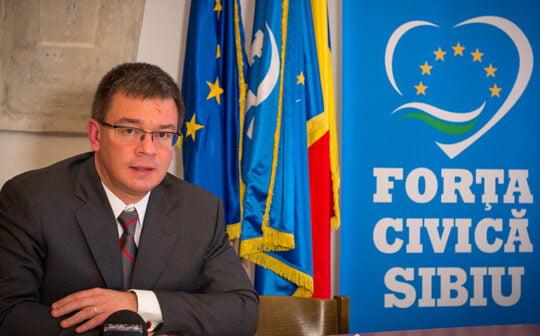 MRU catre Johannis: «Aduceti un pic din Sibiu si la Bucuresti»