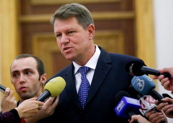 Iohannis: Gestul lui Antonescu de a nu mai candida la Prezidentiale este un gest unic!