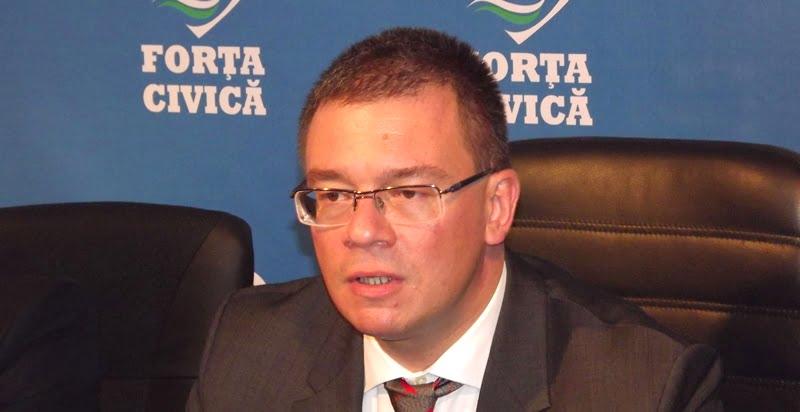 """MRU: """"Un vot pentru PNL este un vot pentru concubina lui Ponta"""""""