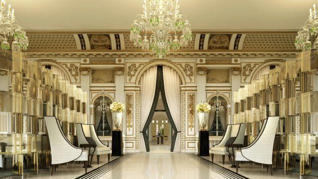 Nici Turnul Eiffel nu mai e ce-a fost! Hotelul Peninsula este gata de deschidere in AUGUST!3