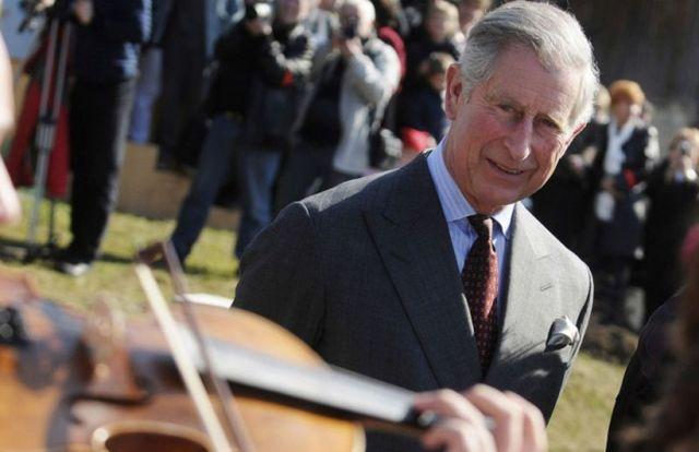 Printul Charles se afla in vizita in Transilvania!