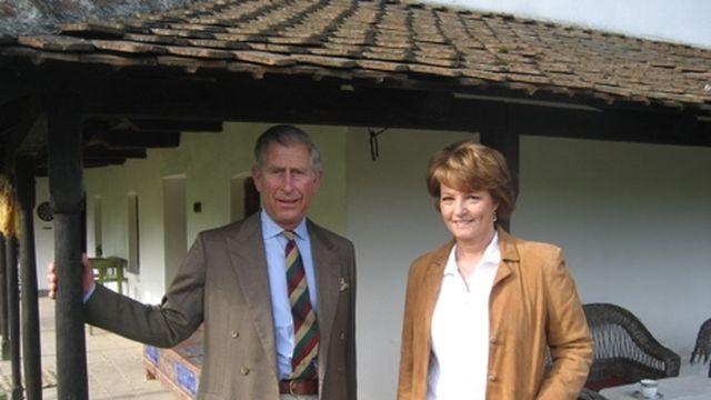 Printul Charles se afla in vizita in Transilvania!2