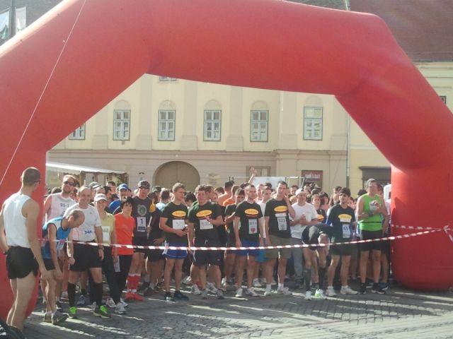 Semimaratonul Sibiu 2014 aduce in concurs peste 900 de alergatori!