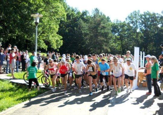 Apă pentru sănătate prin Semimaratonul 2016