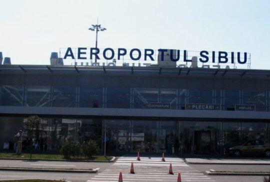 Aeroportul Sibiu liciteaza curse catre Dortmund