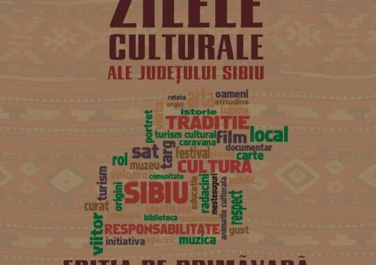 Incep Zilele Culturale ale Judetului