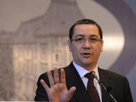 Ponta: Daca presedintele nu reapecta legea, noi de ce am respecta-o!