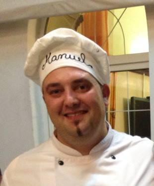 Venetianul Chef indragostit de Sibiu