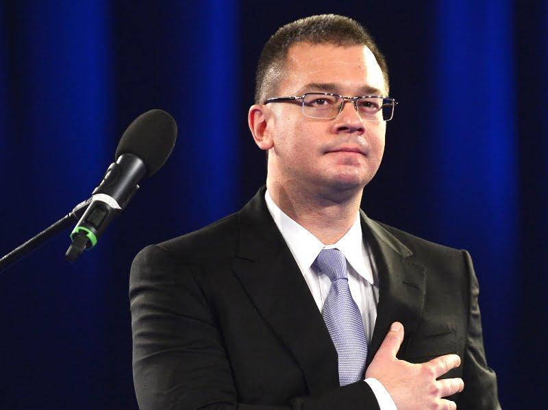 Mihai Razvan Ungureanu: Provocam electoratul la o schimbare a clasei politice in integralitate