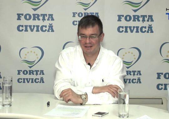 Mihai Razvan Ungureanu: Nu vad cum unii pot sa stea la masa cu altii dupa ce s-au injurat copios