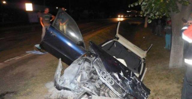 ACCIDENT GRAV in judetul Sibiu dupa ce un sofer a adormit la volan!1