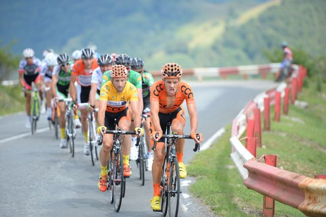 Androni Giocattoli vine la Turul Sibiului cu echipa din Il Giro 2014!2