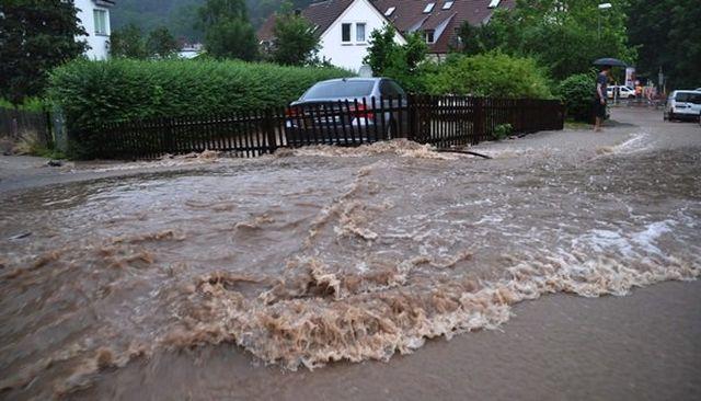 COD GALBEN de inundatii in judetul Sibiu si alte 17 judete din tara!