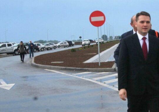 Dorinta Ralucai Turcan a fost indeplinita. Sova a plecat de la Transporturi! Ce spune fostul ministru despre autostrada Pitesti-Sibiu si candidatura lui Johannis la presedintie
