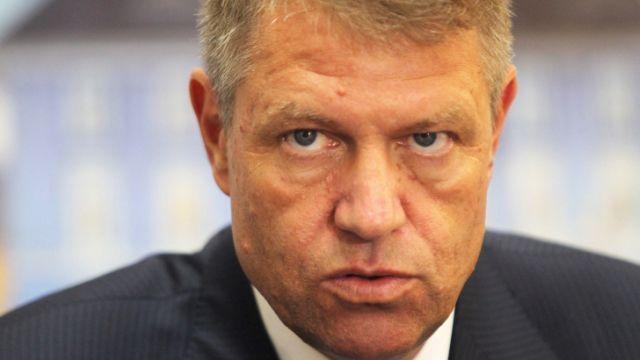 Victorie fara emotii pentru Johannis. Primarul Sibiului este noul presedinte al PNL