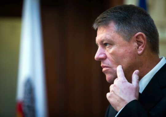 Iohannis despre scandalul Basescu-Bercea: Aceste chestiuni pot duce in zona sigurantei nationale!