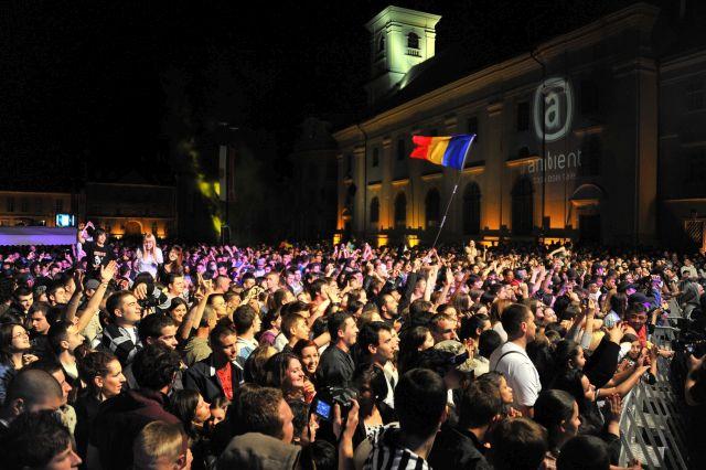 RECORD de spectatori la editia 2014 a Festivalului International de Teatru de la Sibiu!