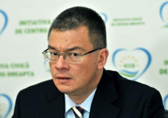 Ungureanu: De azi am intrat in campania pentru PREZIDENTIALE!