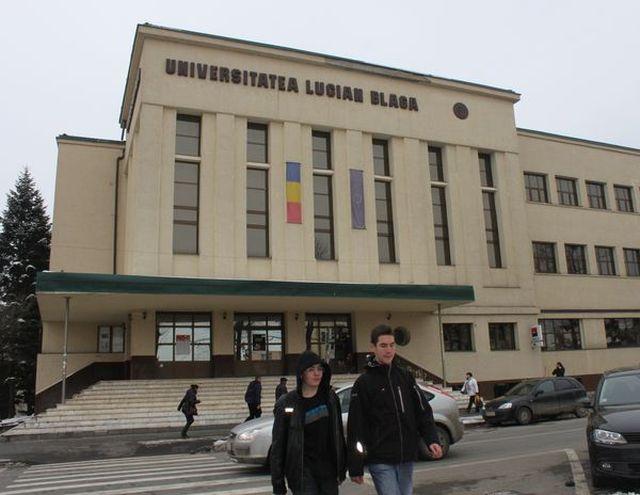 Universitatea Lucian Blaga din Sibiu a primit cel mai inalt calificativ Grad de Incredere Ridicat!1