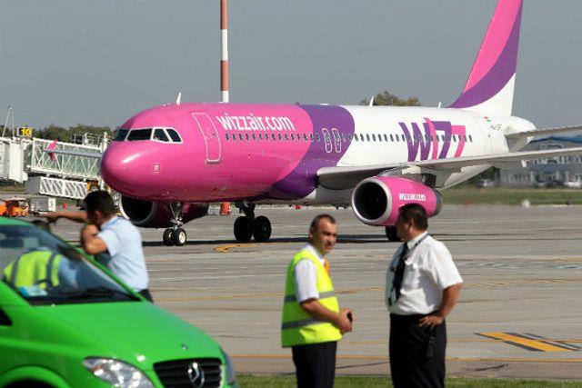 Wizz Air inaugureaza pe 14 iunie prima cursa Sibiu — Londra!