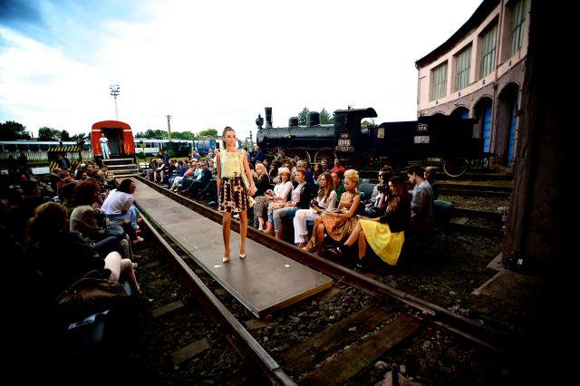 Zi de contraste in cea de-a doua zi a Feeric Fashion Days! VIDEO