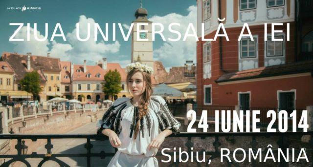 Ziua Universala a Iei se sarbatoreste la Sibiu!1