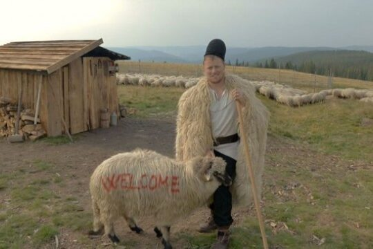 """Ghita Ciobanul e disperat pentru ca nu isi gaseste… ciobani! Modul inedit in care face """"recrutarile"""""""