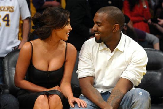 Kim Kardashian si Kanye West fac furori pe Instagram