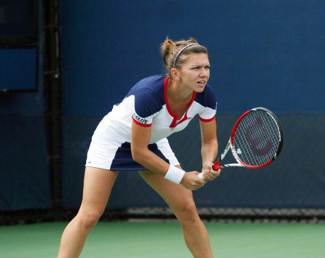 Simona Halep face ISTORIE: Romanca s-a calificat in finala Roland Garros!