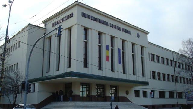 """Zece specializari scoase din programa Universitatii """"Lucian Blaga"""" Sibiu, din anul universitar viitor"""