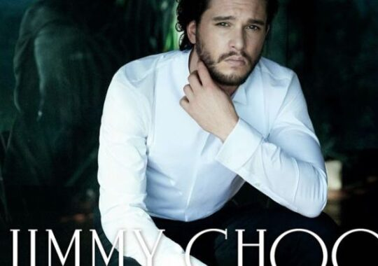 VIDEO Kit Harington, vedeta serialului Game of Thrones, in noul film Jimmy Choo