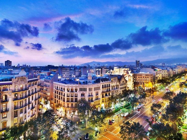 TOP 10 destinatii de vacanta pentru europeni